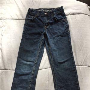 Size 5 Gymboree jeans. Hardly worn.